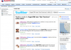 Twitter search in SugarCRM